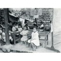 Ecole d'Ambatobevanga, quelques petits élèves