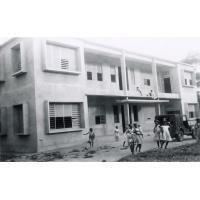 Ecole d'Antalaha inaugurée le 25 octobre 1958