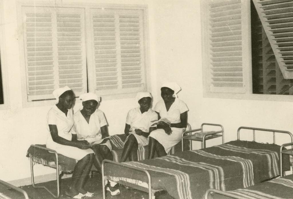 Ecole d'Infirmières de Douala, internat