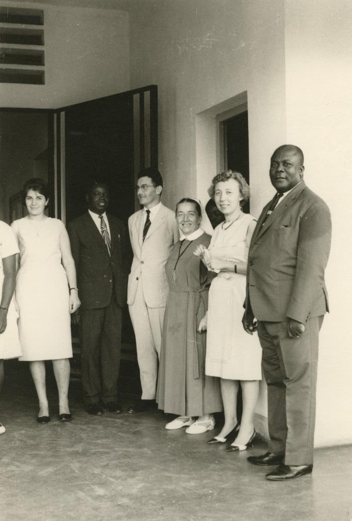 Ecole d'infirmières de Douala