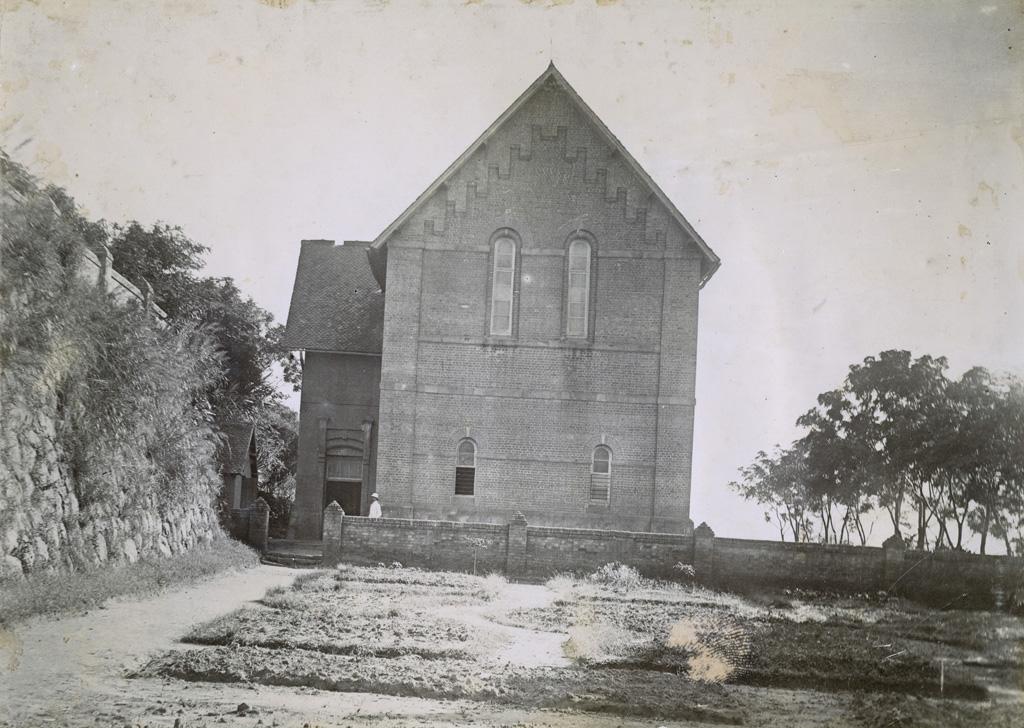 Ecole de Faravohitra, Tananarive