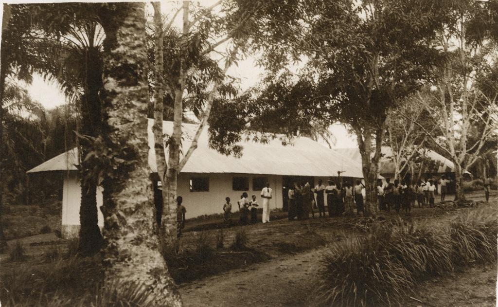 Ecole de Yabassi