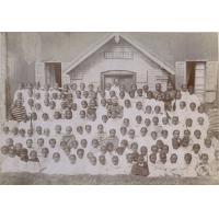 Ecole de filles Béthanie (Maîtresses et élèves)