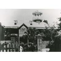 Ecole des filles à Papeete