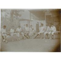 Ecole des garçons de Papeete, travaux manuels