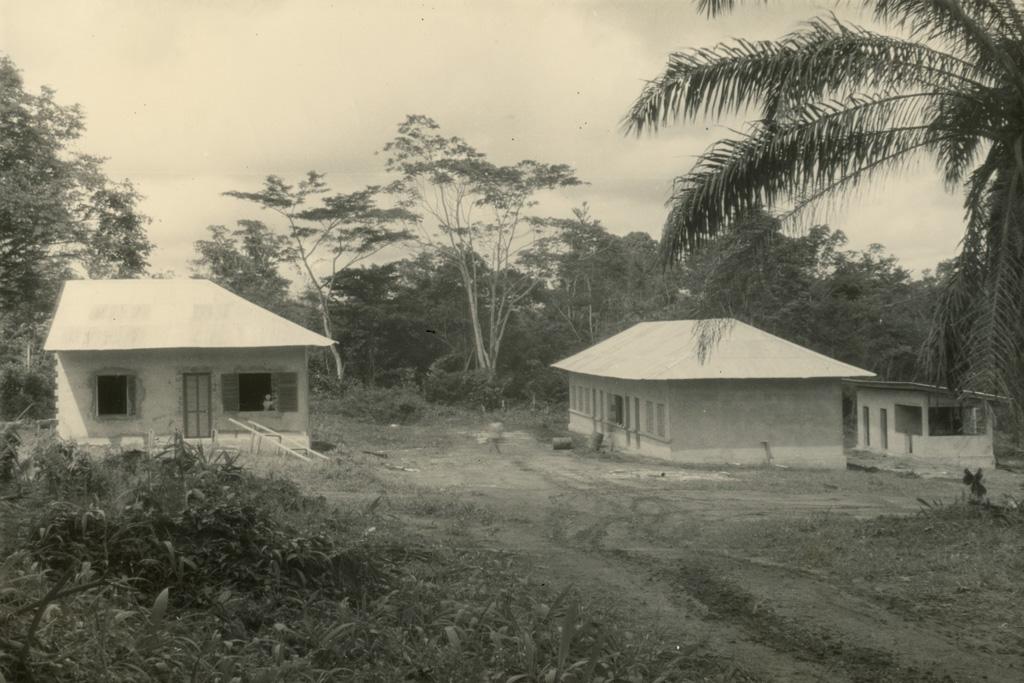 Ecole ménagère d'Oyem