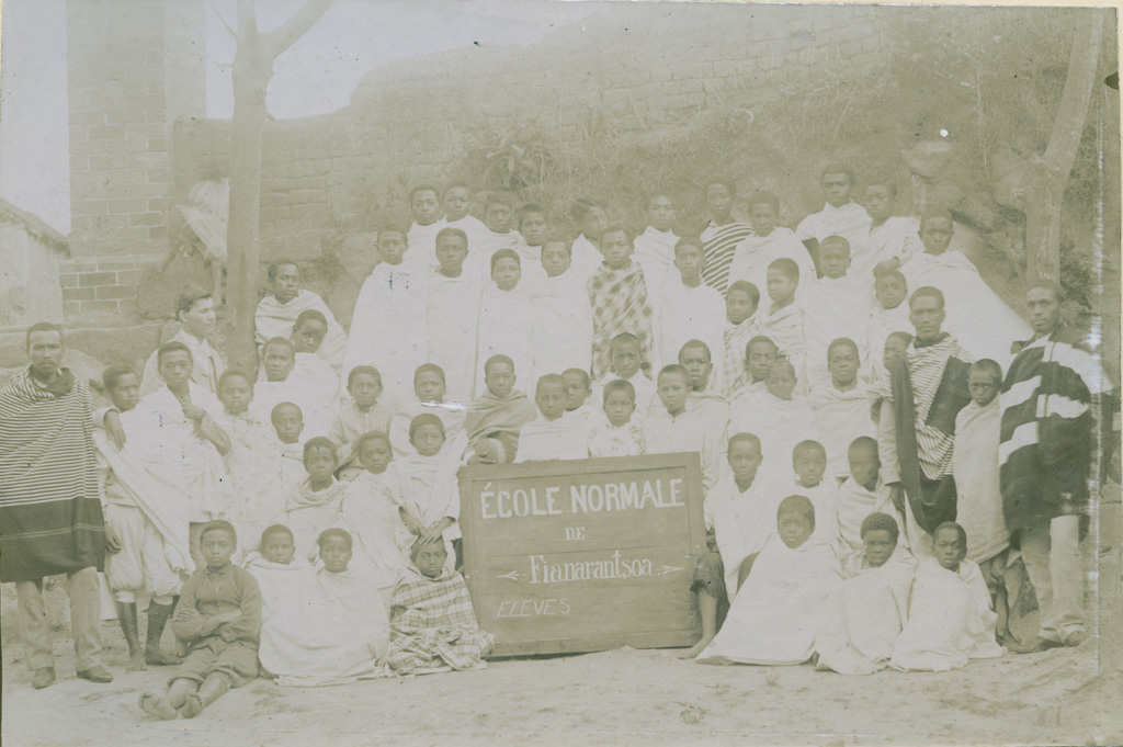 Ecole normale de Fianarantsoa, élèves