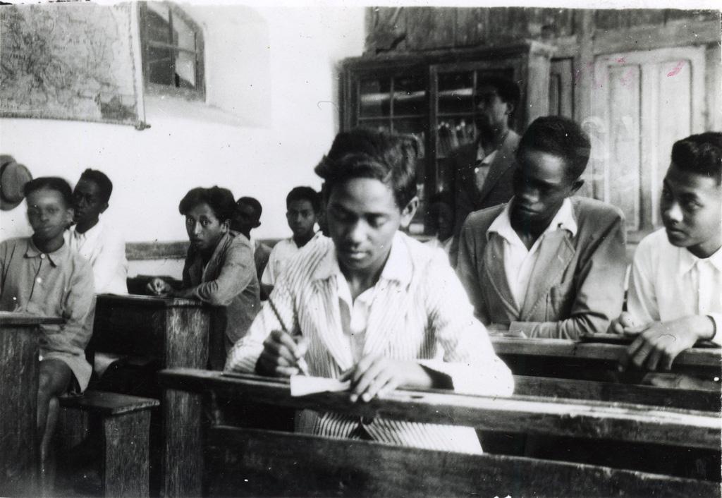 Ecole normale, la classe du C.E.S.D.