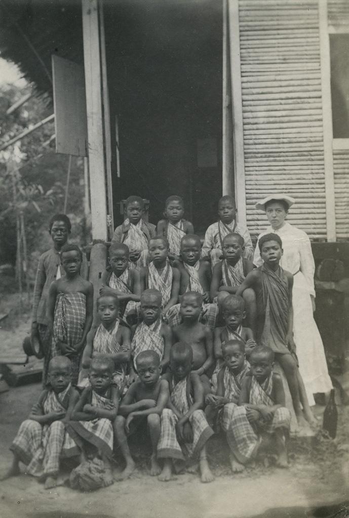 Ecole pahouine de Talagouga