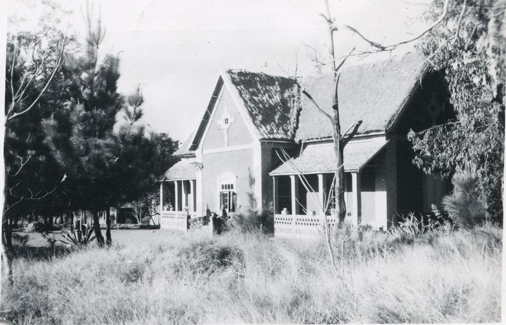 Ecole pastorale / Geneviève Barnaud (1945)