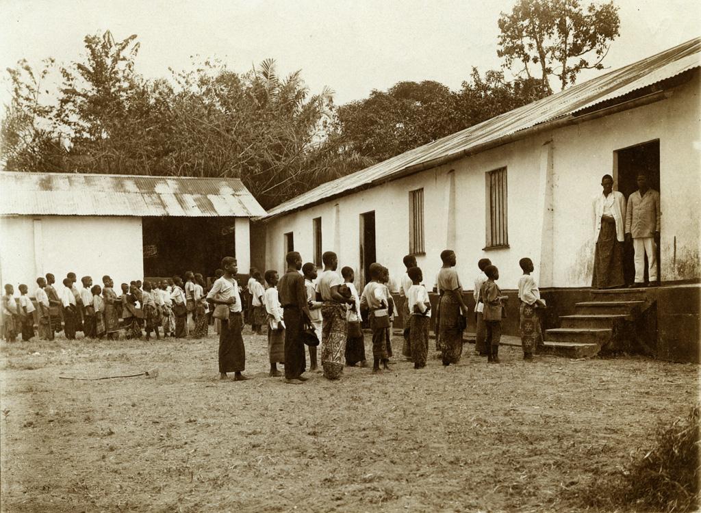 Ecole primaire supérieure de Bonakou