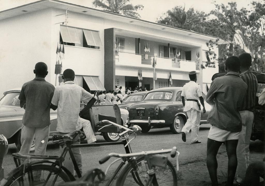 Ecole protestante d'infirmière de Douala