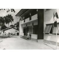Ecole protestante d'infirmières de Douala, le jour de son inauguration