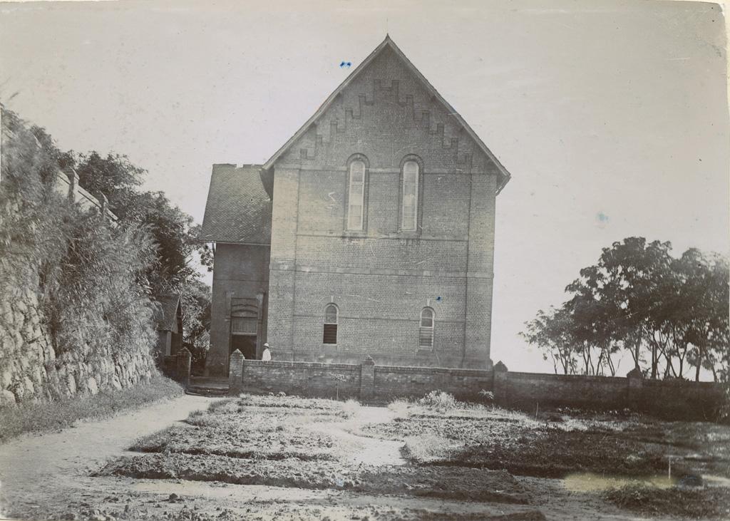 Ecole supérieure de Faravohitra (directeur M. Chastanier)