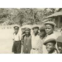 Ecoliers d'Ebolowa