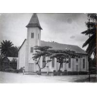 Eglise baptiste de Bonalembé à Akwa