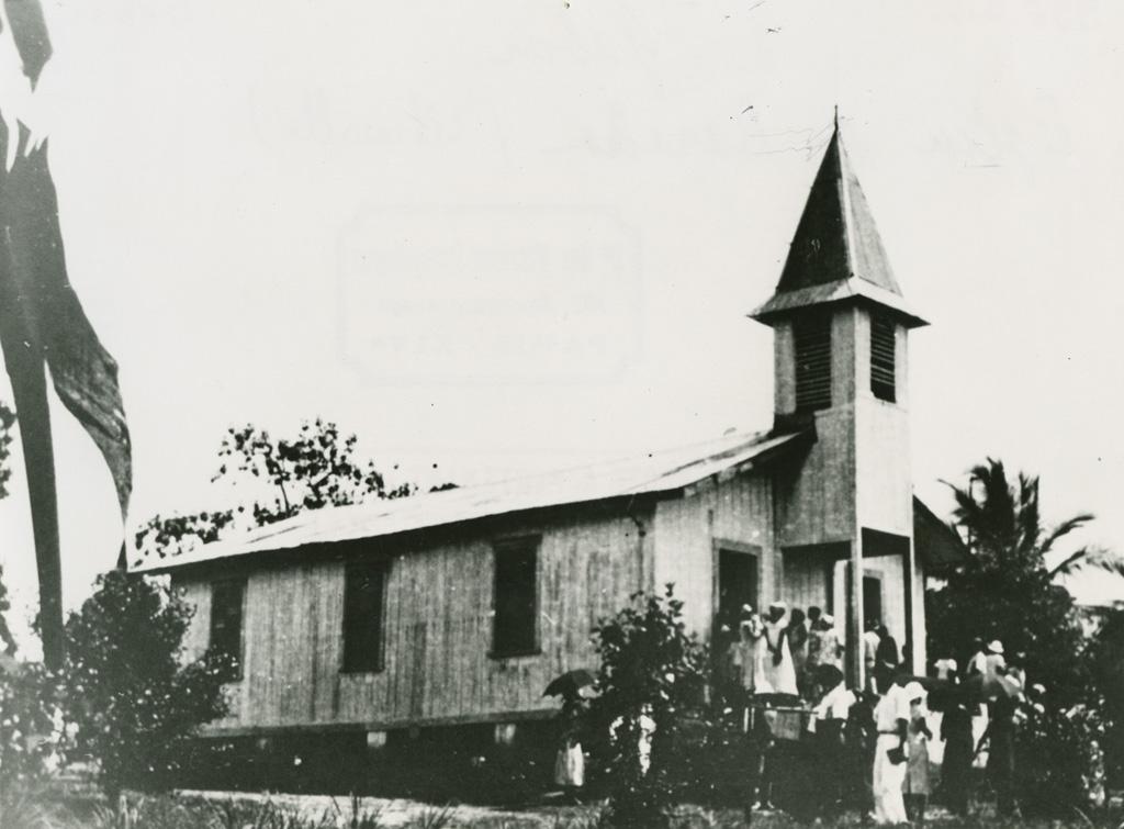 Eglise de Baraka