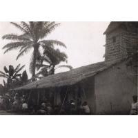 Eglise de Bi, district de Yabassi, fête missionnaire