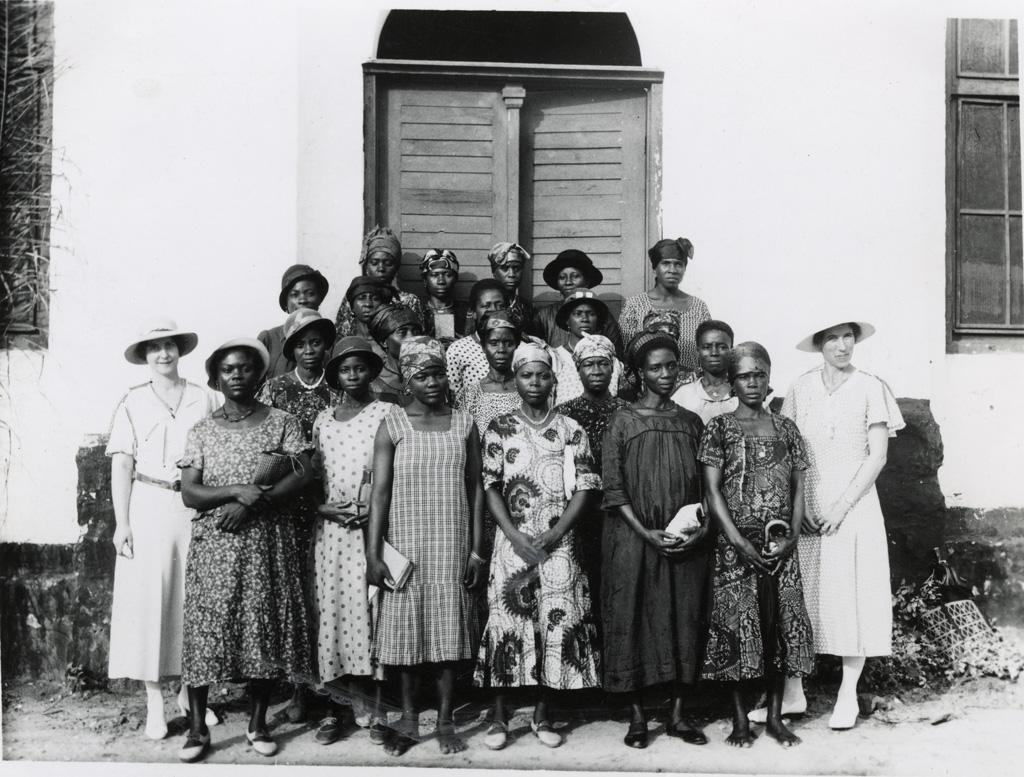 Eglise de Bonake / Paul Helmlinger (1940/1960)