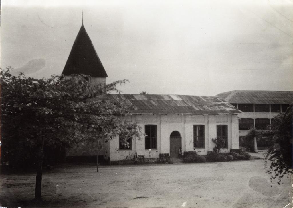 Eglise de Bonamikingué