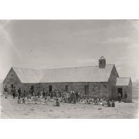 Eglise de Mokeneng, annexe de la paroisse de Morija