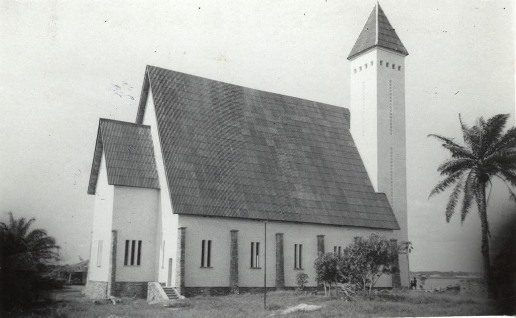 Eglise du Centenaire, à Douala