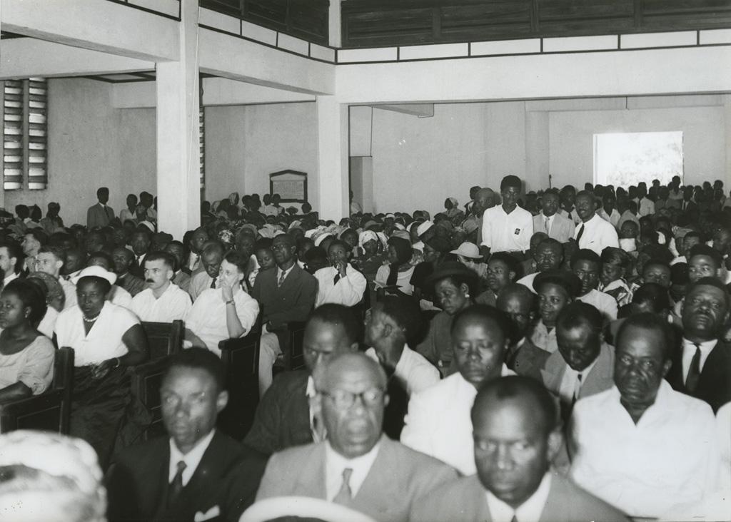 Eglise du centenaire de Douala