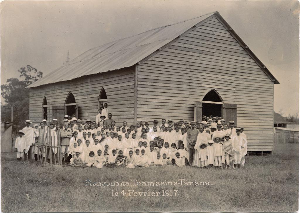 Eglise indigène