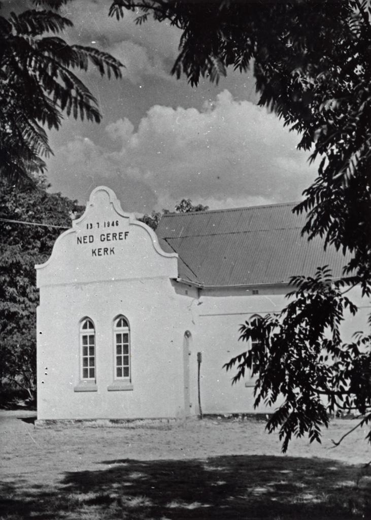 Eglise réformée néerlandaise de Broken Hill