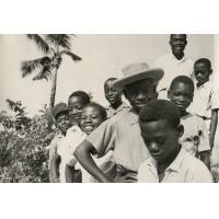Elèves de l'école de Libreville