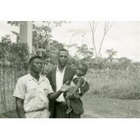 Emmanuel, orphelin, a retrouvé sa famille