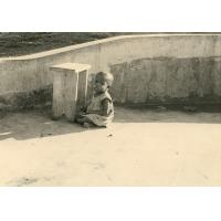 Enfant de la pouponnière de Bangangte