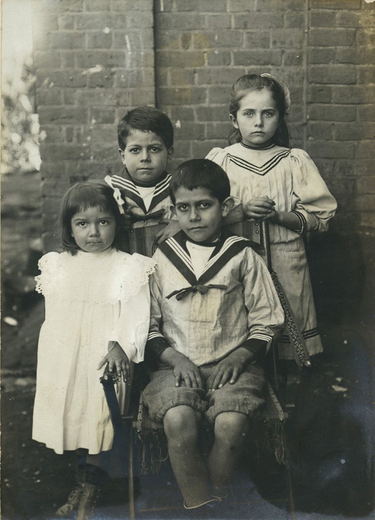 Enfants Galland
