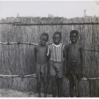 Enfants à Mweke