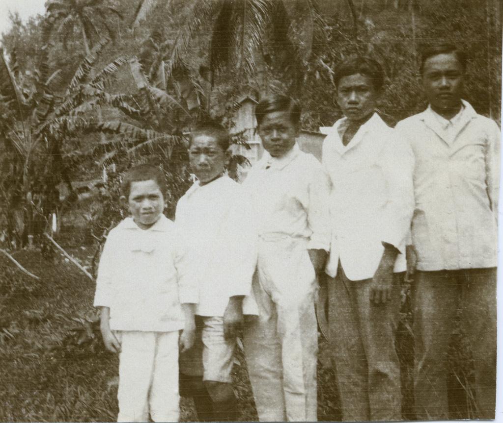 Enfants d'Orofara