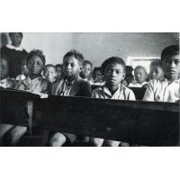 Enfants de l'école d'application à l'école normale - Ambavahadimitafo