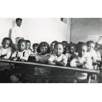 Enfants de l'école d'application, annexe de l'Ecole Normale