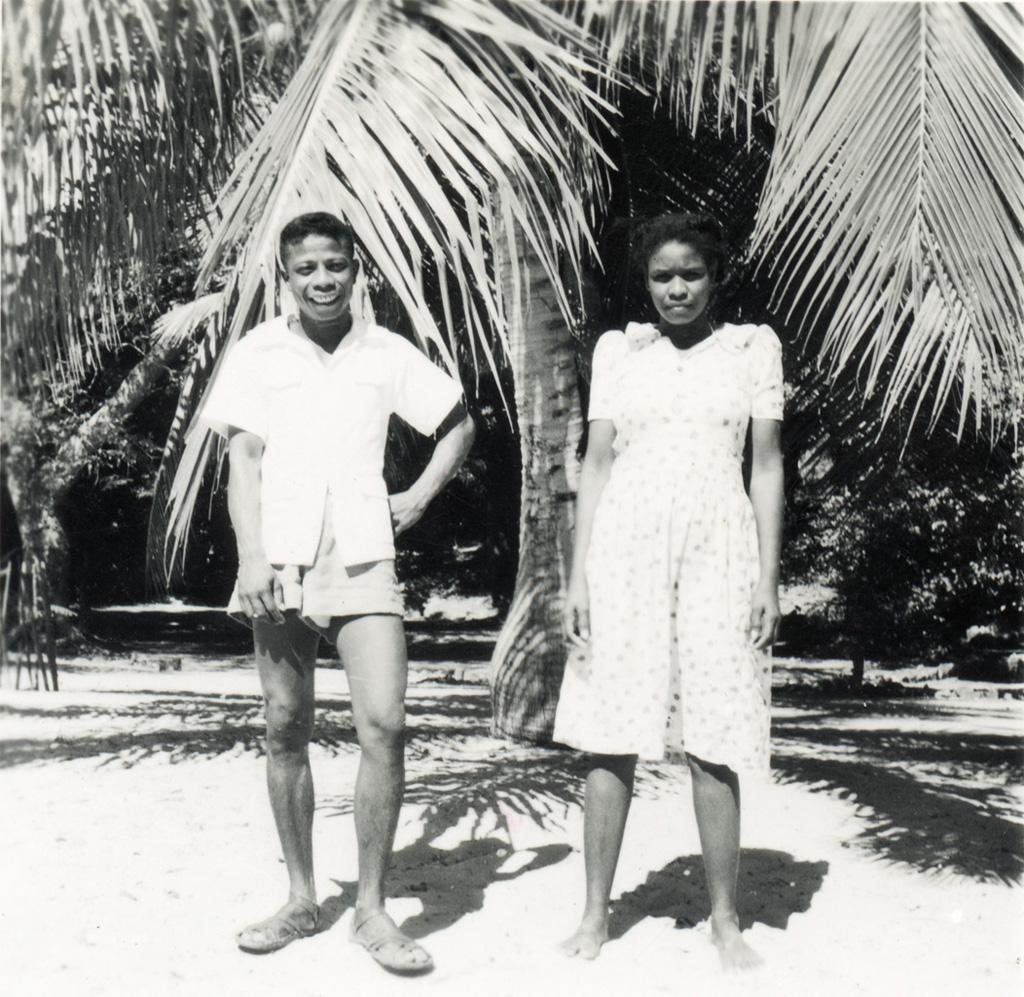 Enfants du pasteur de Majunga ou Malgaches de la côte