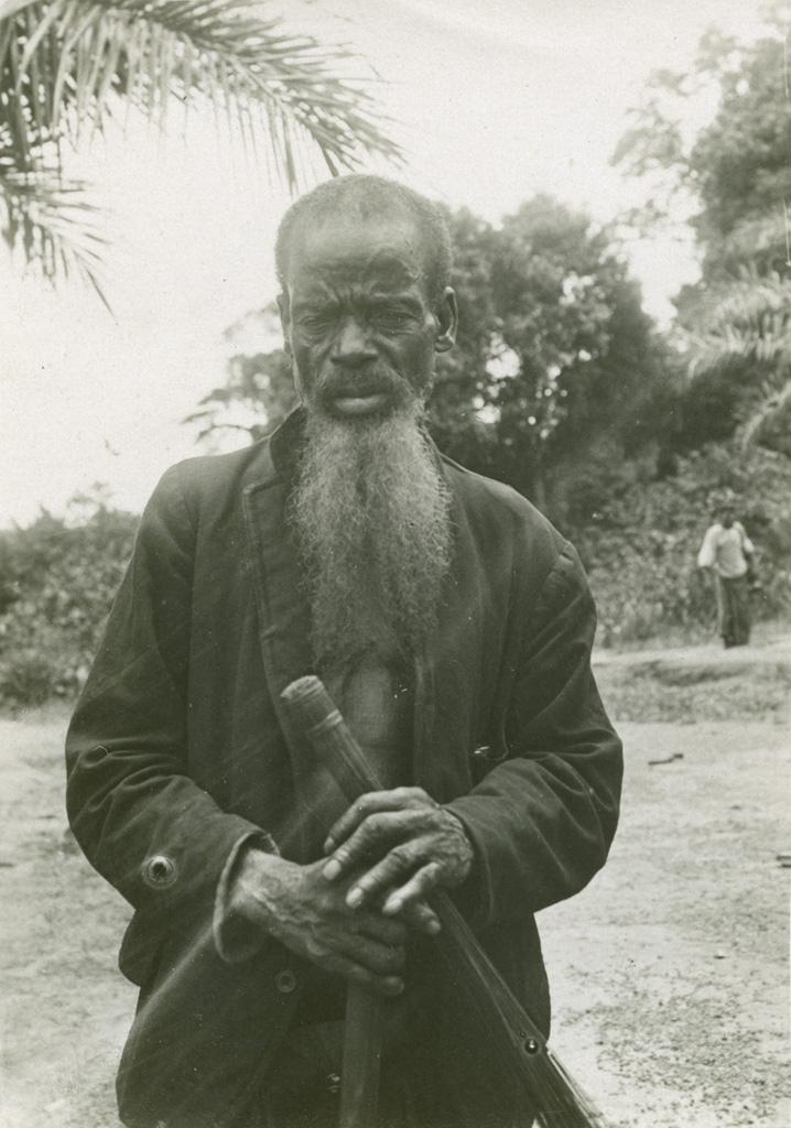 Evangéliste au Gabon