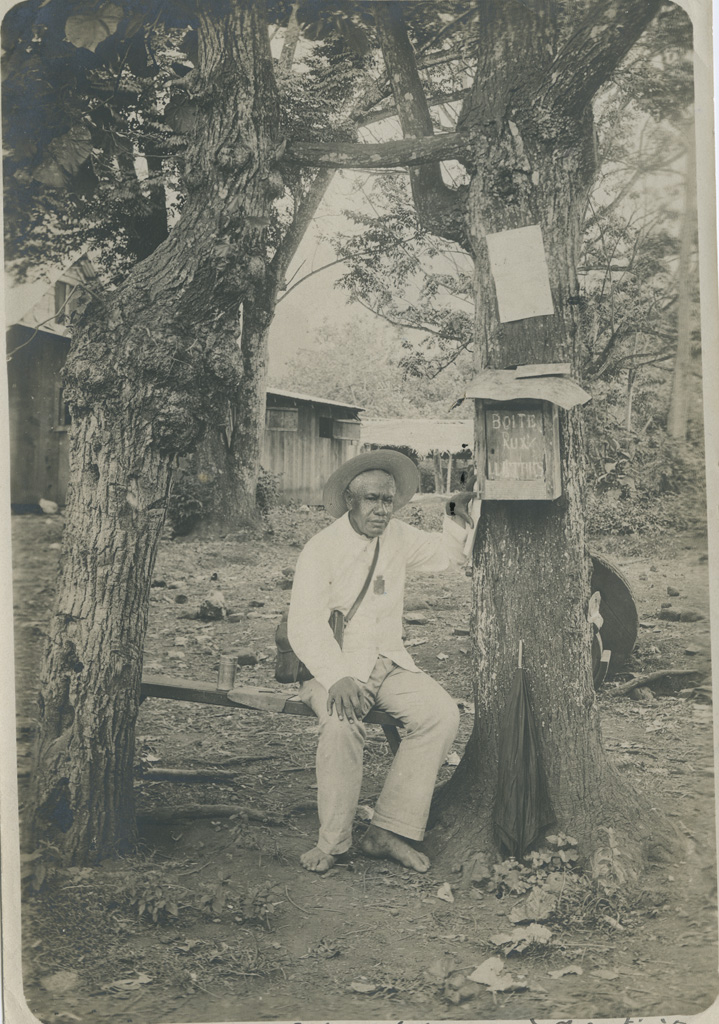 Facteur tahitien