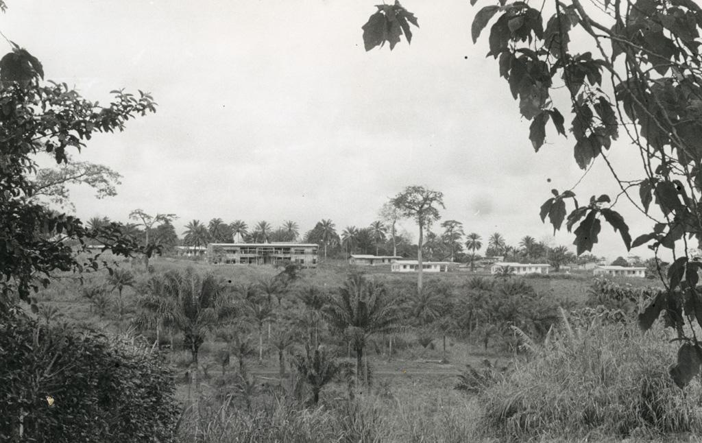 Faculté de théologie de Yaoundé, vue générale