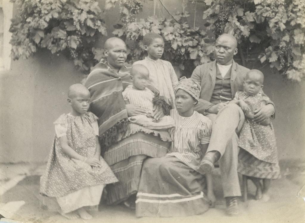 Famille, Lesotho