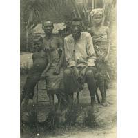 [Famille au Gabon]