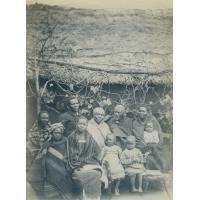 [Famille au Lesotho]