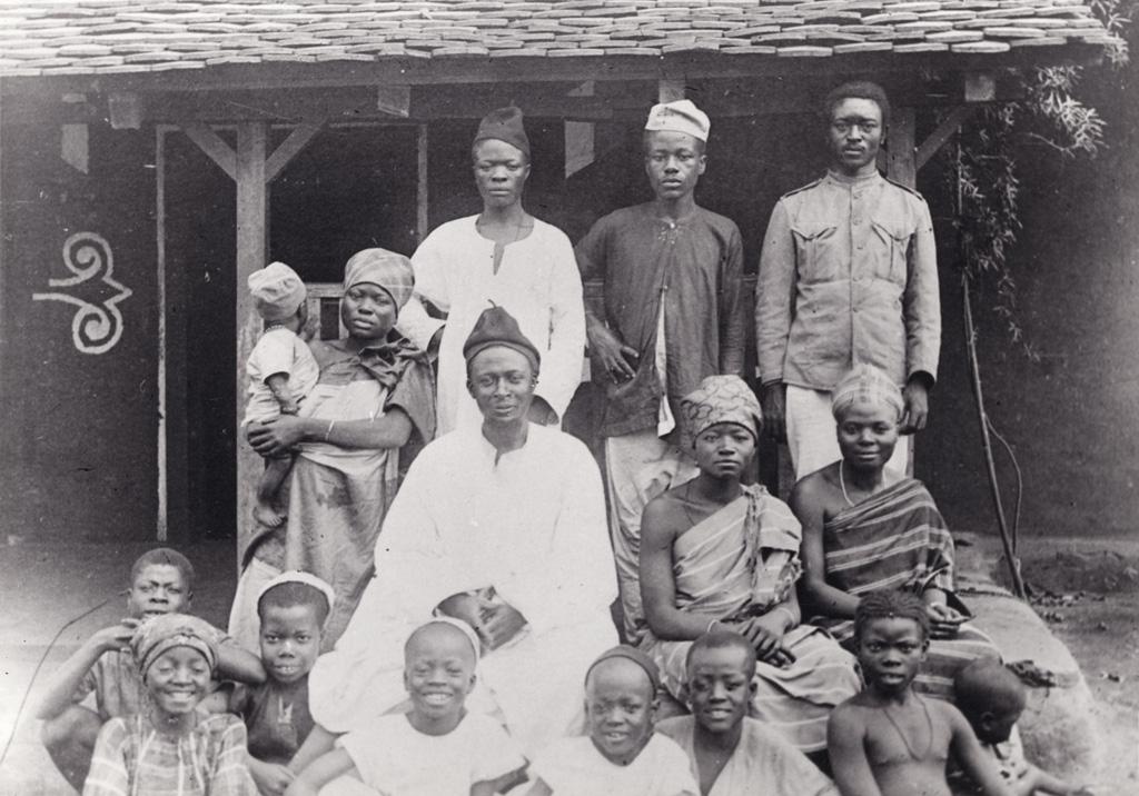 Famille chrétienne / non identifié (1930/1960)