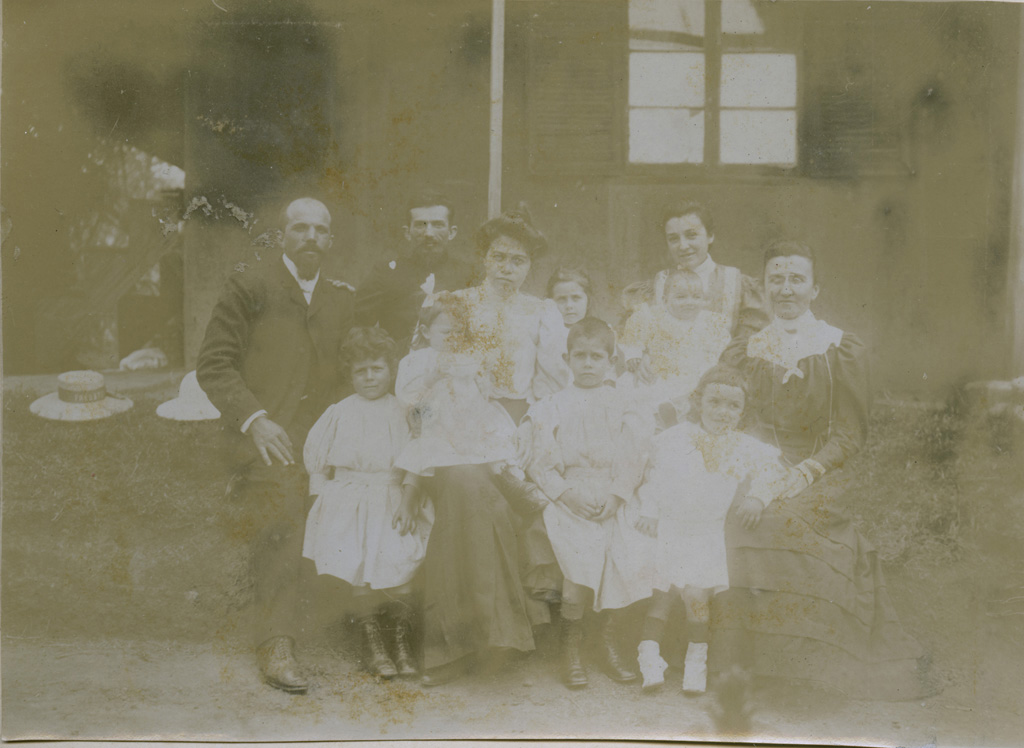 Familles Gaignaire et Galland
