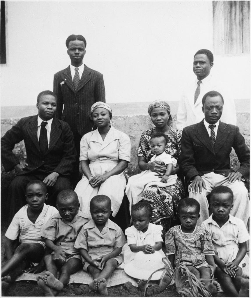 Familles d'élèves de l'école de théologie