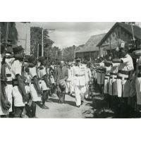 Faravohitra, célébration du centenaire des martyrs chrétiens malgaches