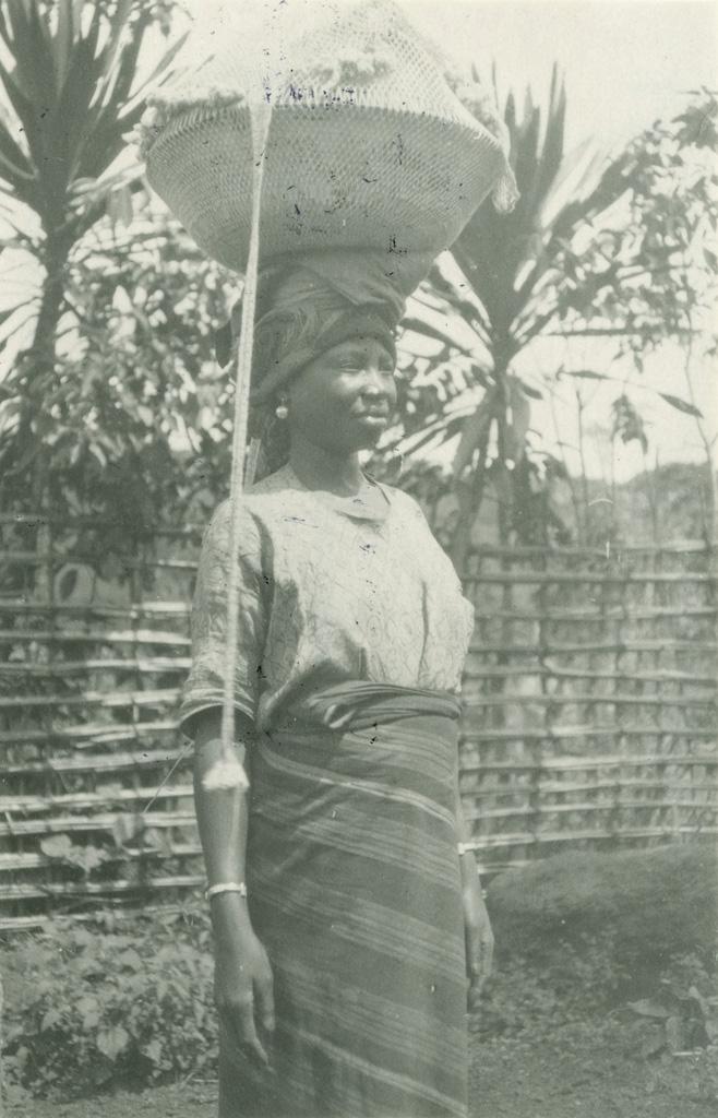 Femme Haoussa