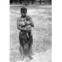 Femme bongom (mékambo)